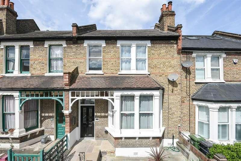 3 Bedrooms Terraced House for sale in Crofton Park Road, London, SE4 1AL