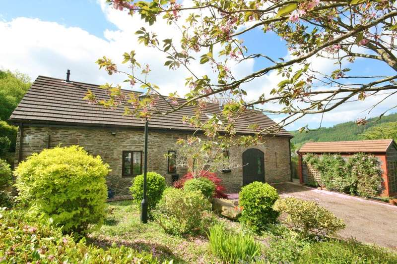 3 Bedrooms Unique Property for sale in Woodland Barn, Pandy Road, Llanbradach, Caerphilly. CF83 3DY