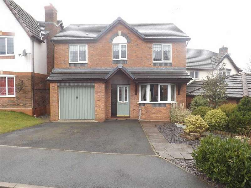 4 Bedrooms Detached House for sale in Dent Dale, Accrington