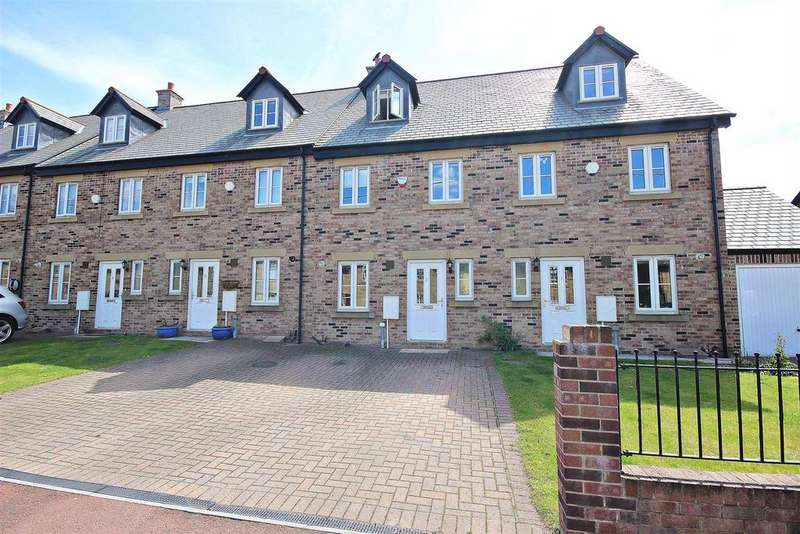 4 Bedrooms Town House for sale in Fell Bank, Birtley, Chester Le Street