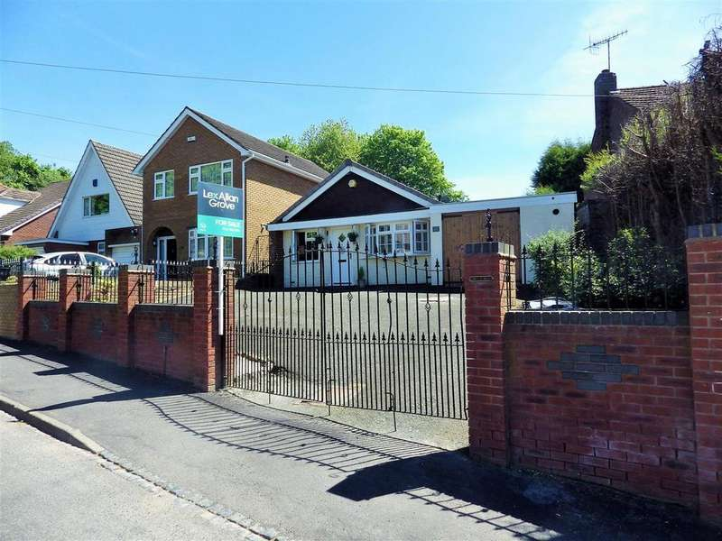 1 Bedroom Detached Bungalow for sale in Blackberry Lane, Rowley Regis
