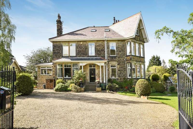 6 Bedrooms Detached House for sale in DUCHY ROAD, HARROGATE, NORTH YORKSHIRE, HG1 2EY