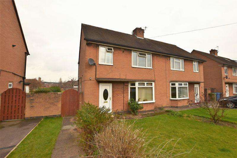 2 Bedrooms Semi Detached House for sale in Keswick Drive, Chesterfield
