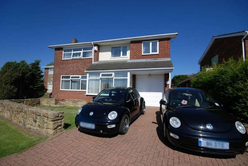 5 Bedrooms Detached House for sale in Coniston, Birtley