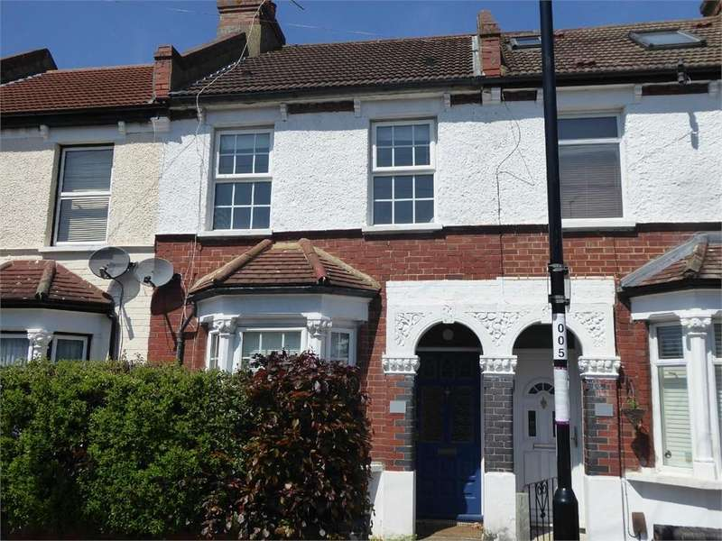 3 Bedrooms Terraced House for sale in Dalmally Road, Addiscombe, Croydon, Surrey