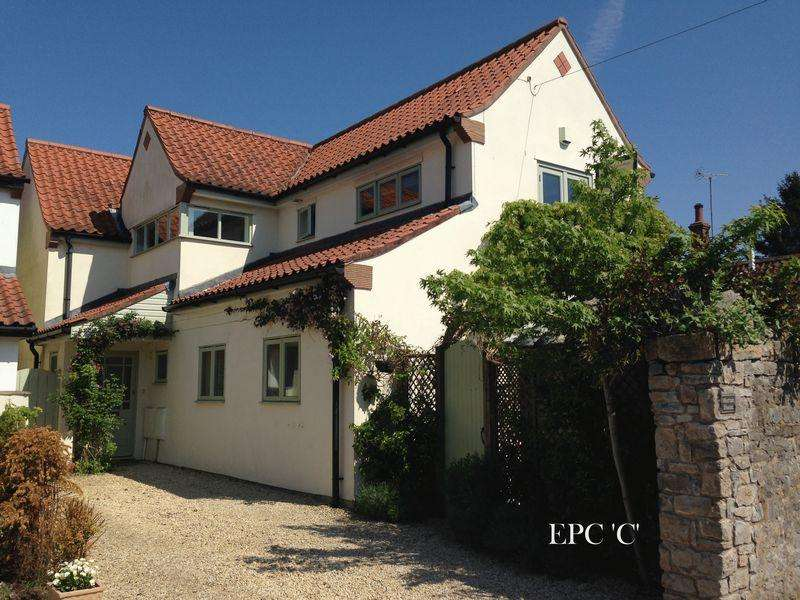 4 Bedrooms Detached House for sale in OLVESTON