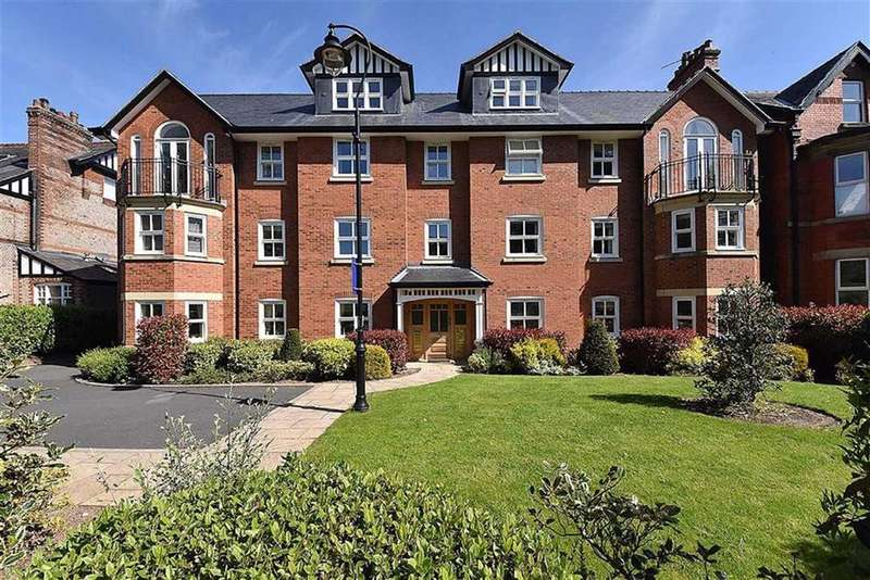 2 Bedrooms Apartment Flat for sale in Victoria Road, Macclesfield