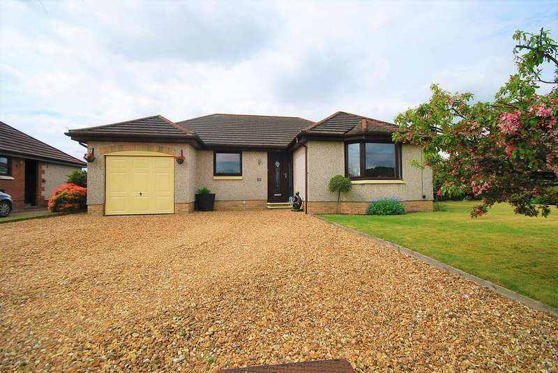 3 Bedrooms Detached Bungalow for sale in Tay Avenue, Comrie PH6
