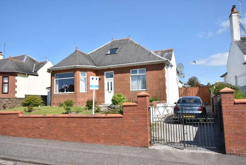 4 Bedrooms Detached Bungalow for sale in 41 Chalmers Road, Ayr, KA7 2JJ