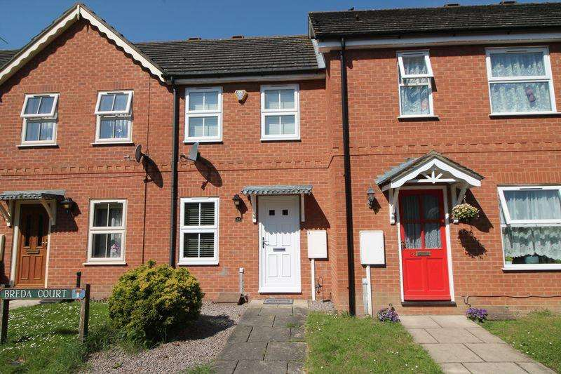 1 Bedroom Terraced House for sale in Breda Court, Spalding
