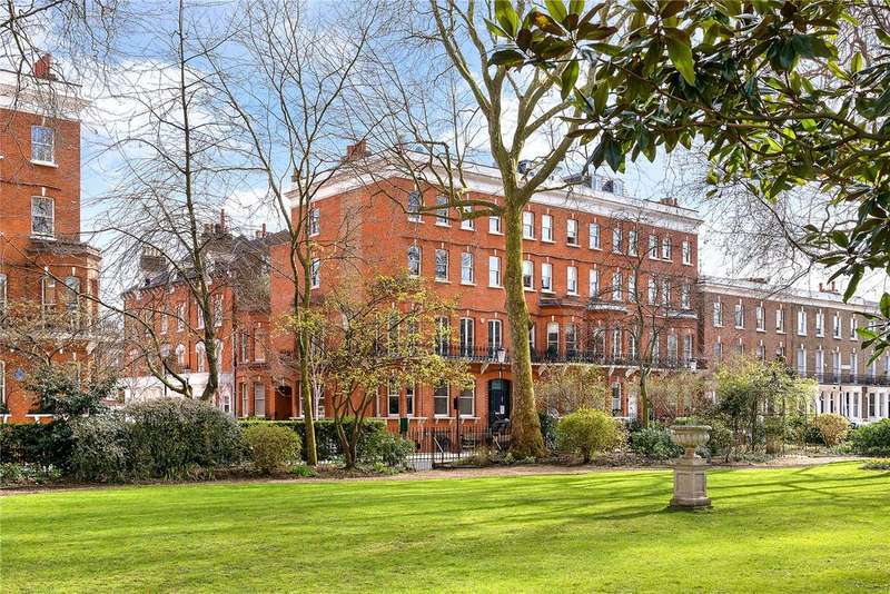 6 Bedrooms End Of Terrace House for sale in Tedworth Square, London, SW3