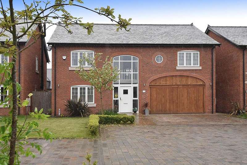 4 Bedrooms Detached House for sale in Meadowside, Smallwood