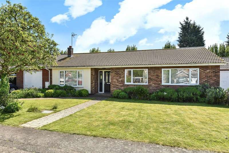 4 Bedrooms Detached Bungalow for sale in Stephenson Avenue, Gonerby Hill Foot, NG31