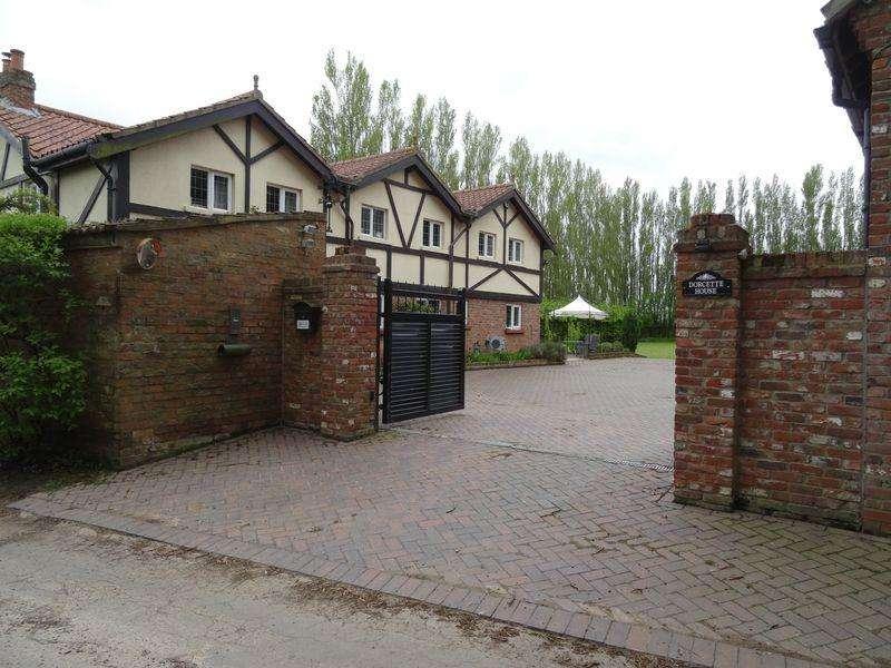 5 Bedrooms Detached House for sale in Little Lane, Spalding