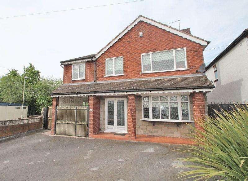 5 Bedrooms Detached House for sale in Commonside, Pensnett DY5 4AJ