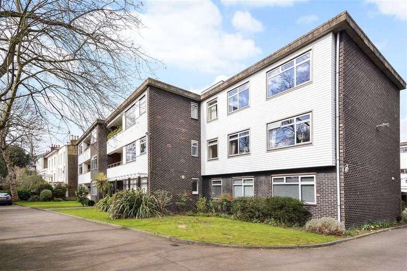 2 Bedrooms Apartment Flat for sale in Bernersmede, 61 Blackheath Park, London