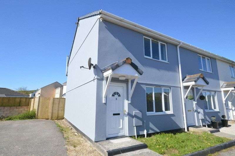 2 Bedrooms Property for sale in The Sidings Bugle, St. Austell
