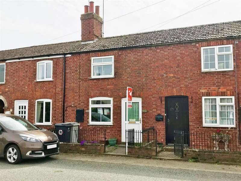 2 Bedrooms Terraced House for sale in Main Road, Hundleby, Spilsby