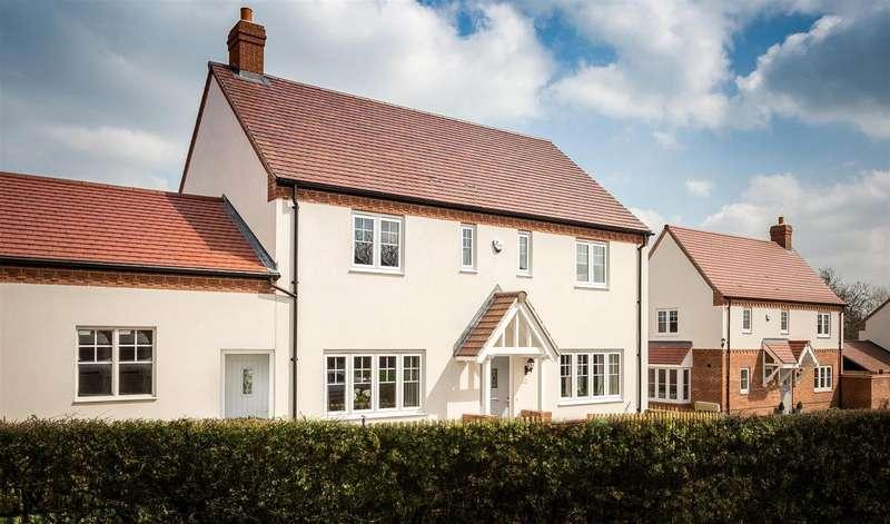 4 Bedrooms Property for sale in Osgathorpe Grange, Dawsons Road, Osga...