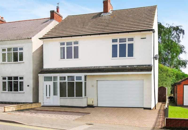 4 Bedrooms Property for sale in Swannington Road, Ravenstone, LE67 3NE