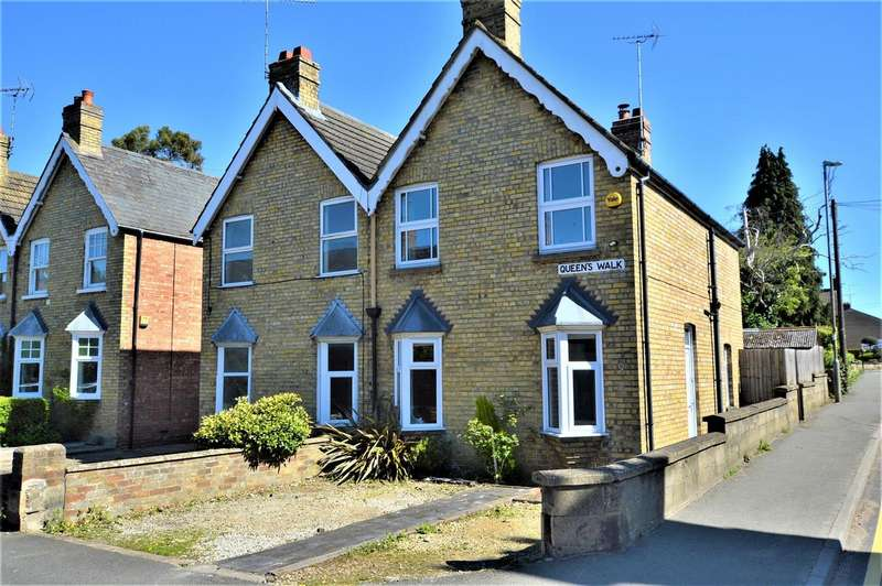 2 Bedrooms Detached House for sale in Queens Walk, Stamford