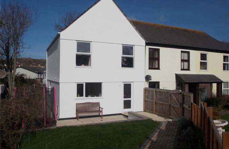 3 Bedrooms Property for sale in Trehayes Parc, Little Lane