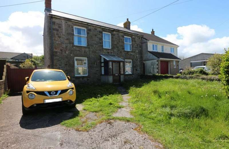 2 Bedrooms Property for sale in Vean Road, Camborne