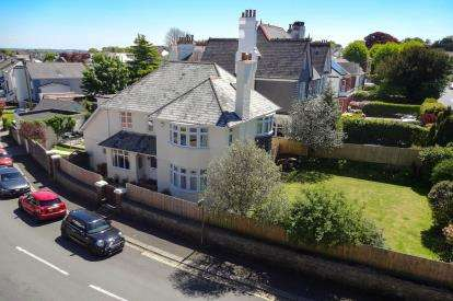 4 Bedrooms Detached House for sale in Hartley, Plymouth, Devon