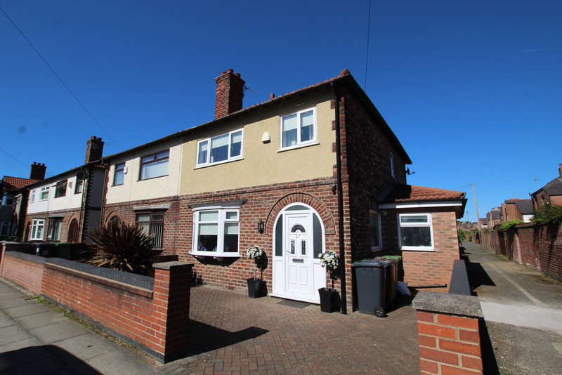 3 Bedrooms Semi Detached House for sale in Pine Grove, Waterloo, Liverpool, L22