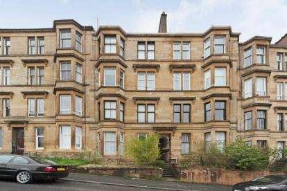 1 Bedroom Flat for sale in Oban Drive, N Kelvinside, Glasgow