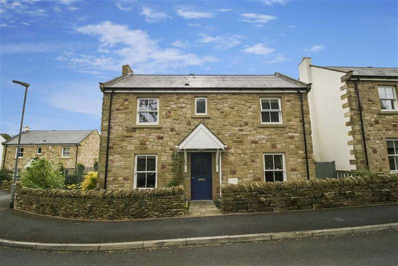 3 Bedrooms Detached House for sale in Tweed Meadows, Cornhill-On-Tweed, Northumberland