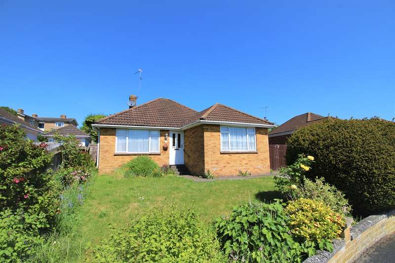 2 Bedrooms Detached Bungalow for sale in Pheby Road, Basingstoke, RG22