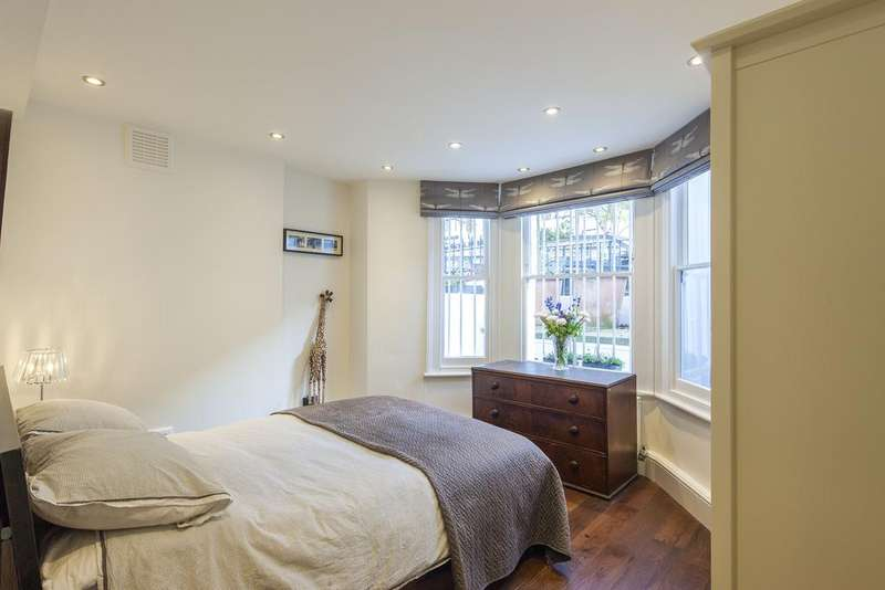1 Bedroom Apartment Flat for sale in Chesterton Road, London W10