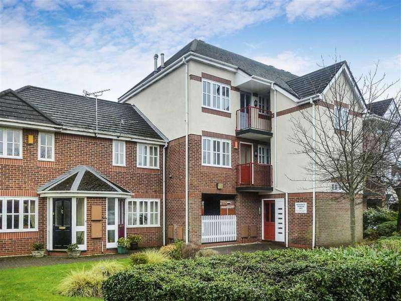 2 Bedrooms Apartment Flat for sale in St James Court, Altrincham, Cheshire, WA15