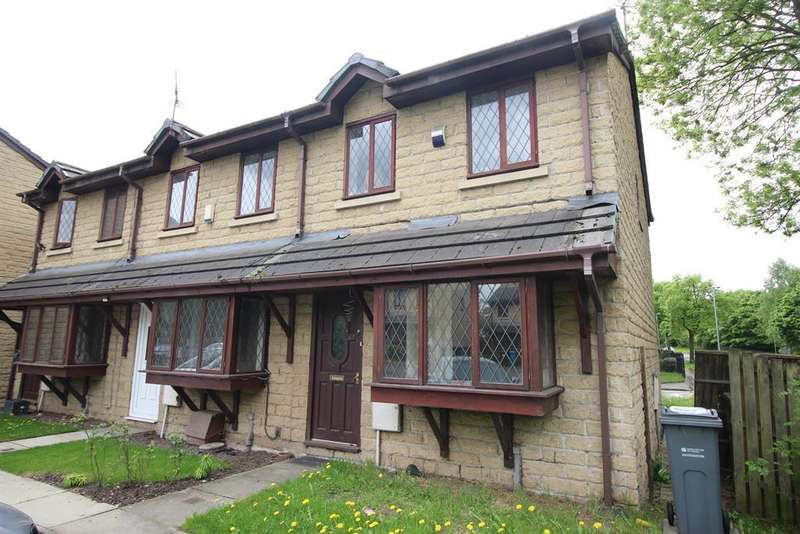 3 Bedrooms End Of Terrace House for sale in Greenwood Road, Manchester, M22 8BF