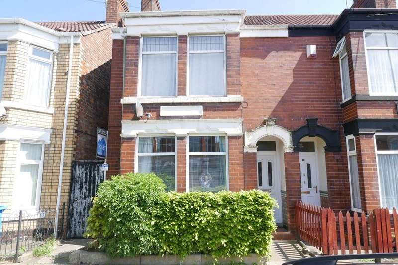 3 Bedrooms Terraced House for rent in 28 Summergangs Road, Hull, HU8 8LP