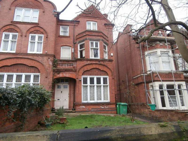2 Bedrooms Semi Detached House for sale in Zulla Road, Mapperley Park