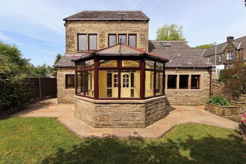 5 Bedrooms Detached House for sale in 25 Stamford Road, Lees, Oldham, OL4 3LH