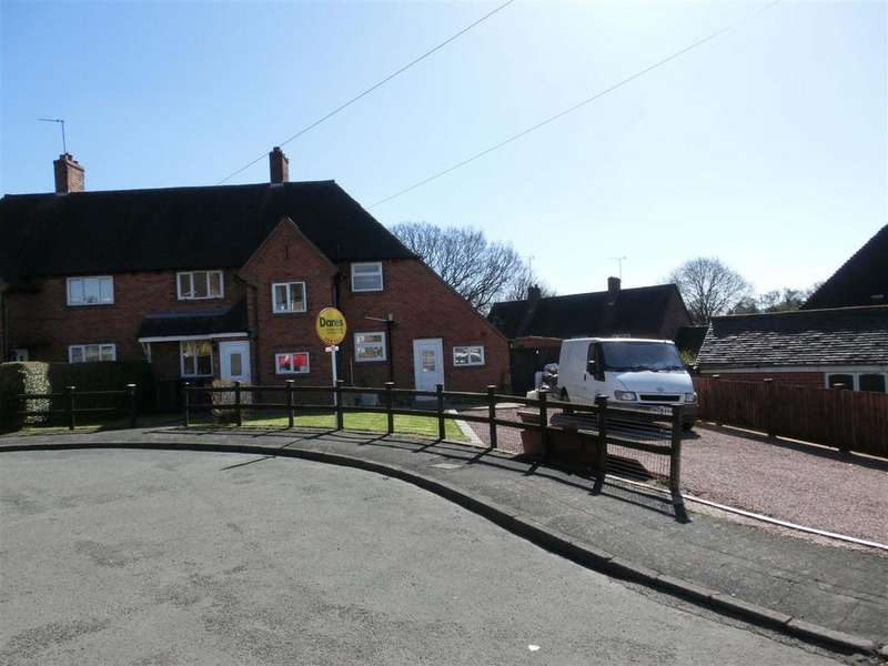 3 Bedrooms Semi Detached House for sale in Houndsfield Close, Hollywood, Birmingham