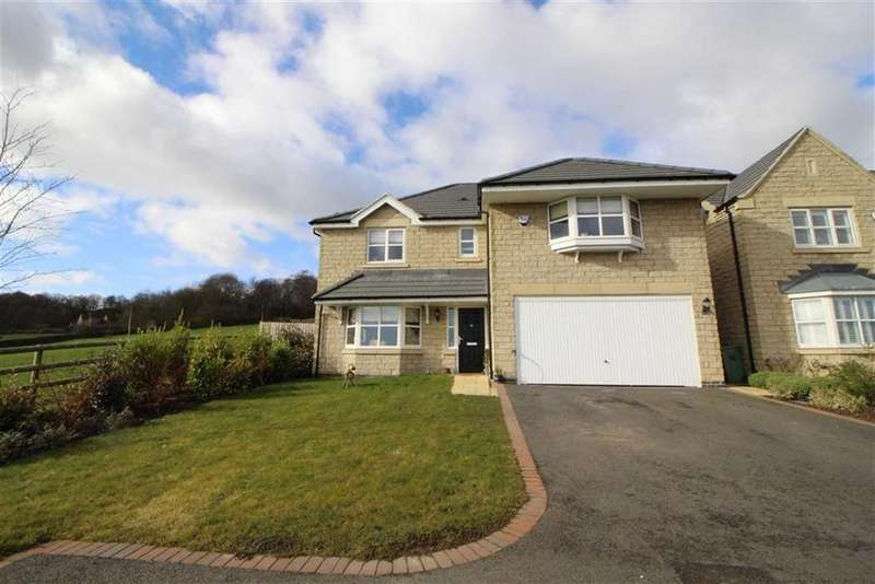 5 Bedrooms Detached House for sale in Woodside, Crich
