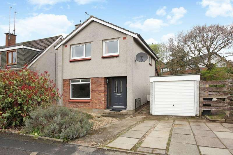 3 Bedrooms Detached House for sale in 30 Mayburn Vale, Loanhead, EH20 9HH