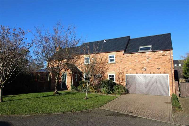4 Bedrooms Detached House for sale in Hayley Croft, Duffield, Derby