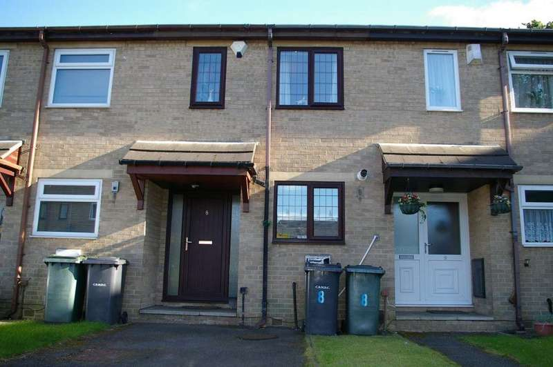 2 Bedrooms House for rent in 8 ROWAN COURT, FAGLEY, BRADFORD BD2 3LZ