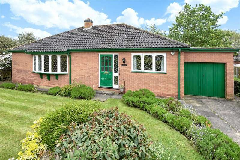 2 Bedrooms Detached Bungalow for sale in Northorpe Road, Halton Holegate, PE23