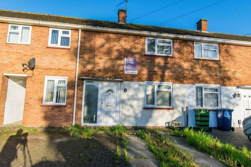 3 Bedrooms Terraced House for sale in Carlton Way, Cambridge