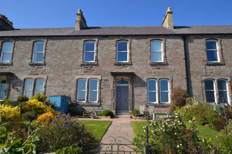 5 Bedrooms Town House for sale in Devon Terrace, Berwick upon Tweed, Northumberland