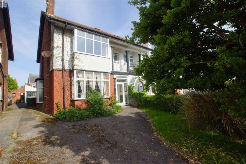4 Bedrooms Semi Detached House for sale in Coronation Road, Fairhaven, Lancashire