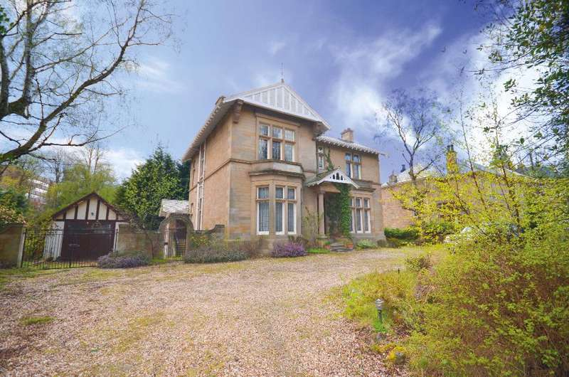 6 Bedrooms Detached House for sale in Nithsdale Road, Pollokshields, Glasgow, G41 5EX