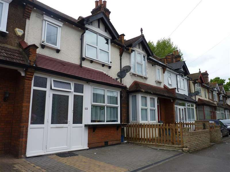 3 Bedrooms Terraced House for sale in Edith Road, SE25