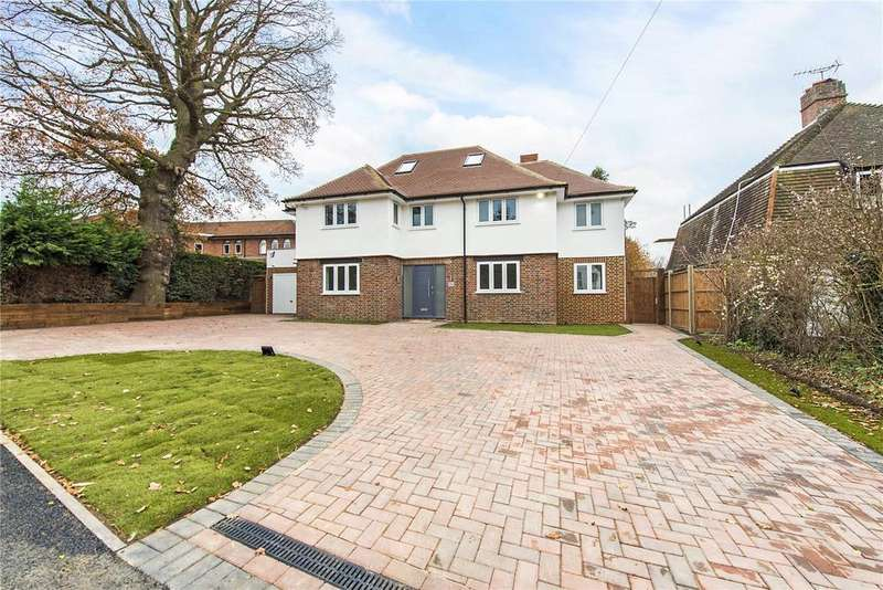 5 Bedrooms Detached House for sale in Gate End, Northwood, Middlesex, HA6